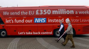 Vote Leave getting it very wrong about the money we send to the EU