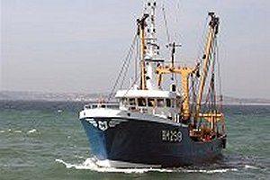 A Newlyn trawler