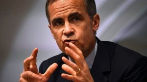Bank of England Govenor, Mark Carney