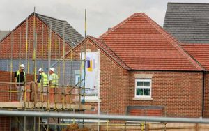 Construction industry slowing own because of Brexit fears
