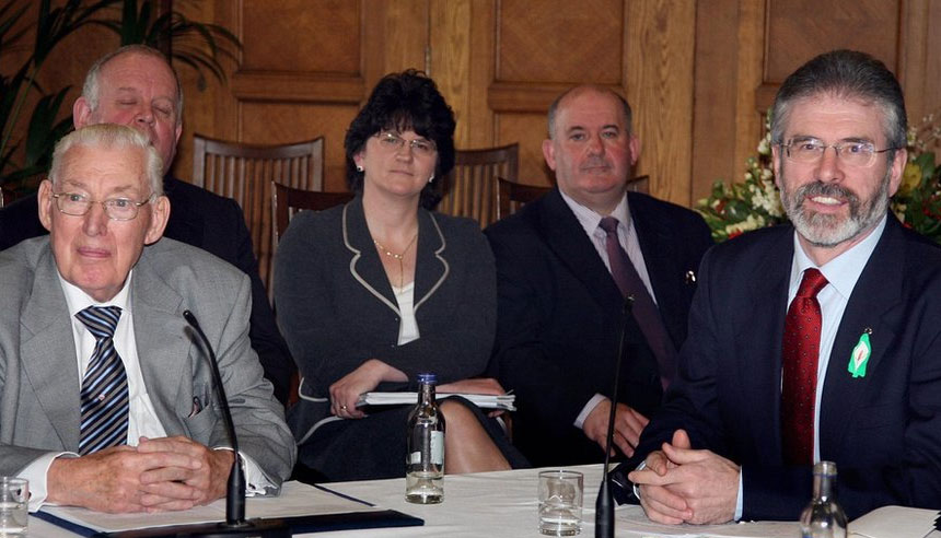 Not Dead Yet The Good Friday Agreement Mark Argent Blog